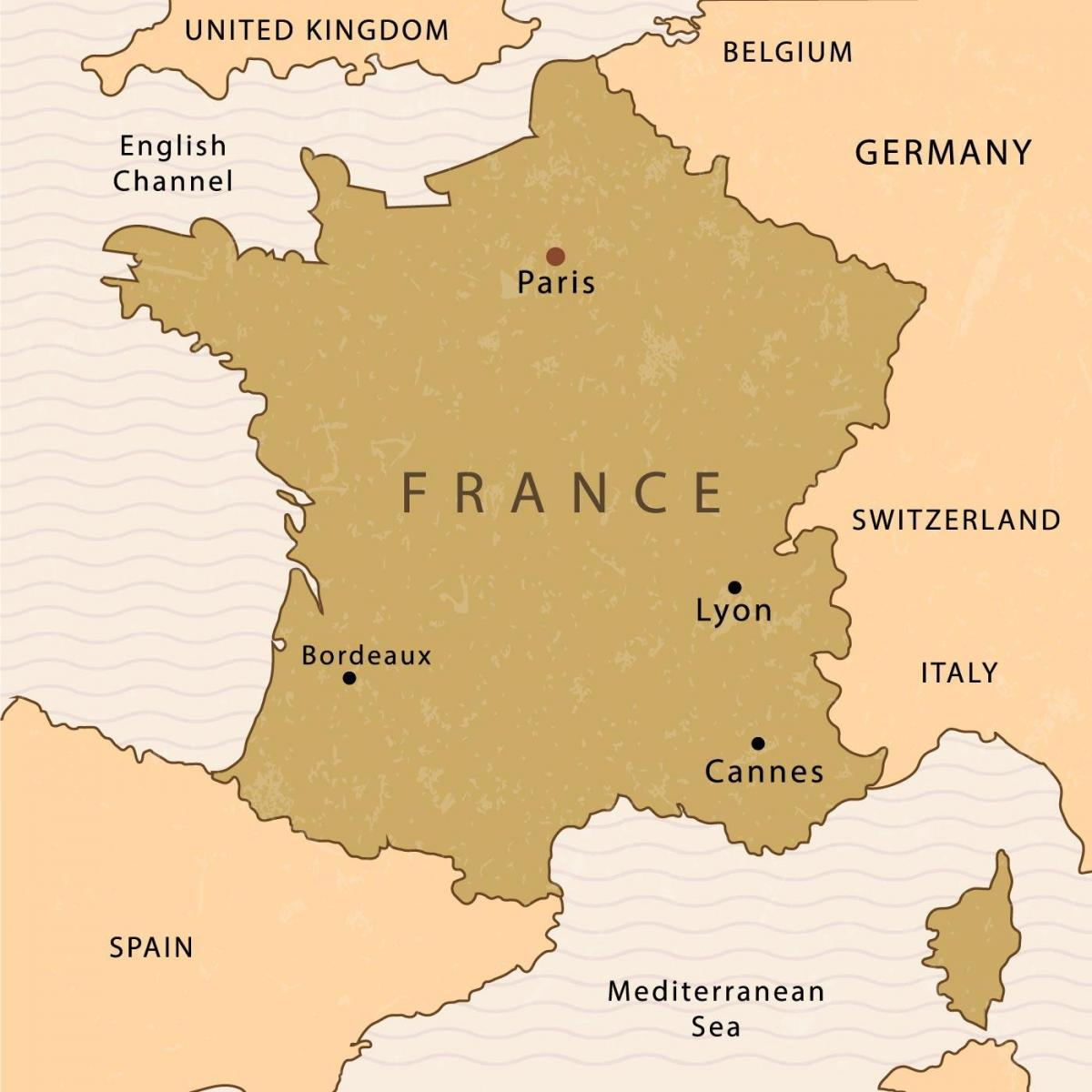 Map Of France Carcassonne.Paris On Map Of France Map Of Paris On Map Of France Ile De